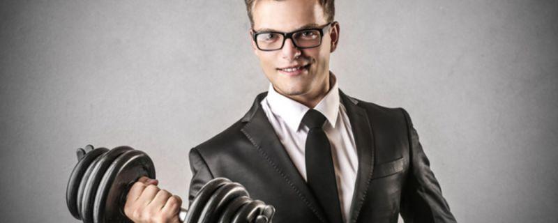 Да тренираш бизнеса си е като да тренираш във фитнеса!